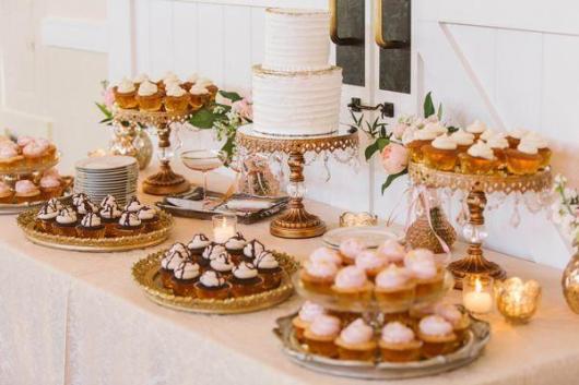Doces para Casamento tortinhas doces