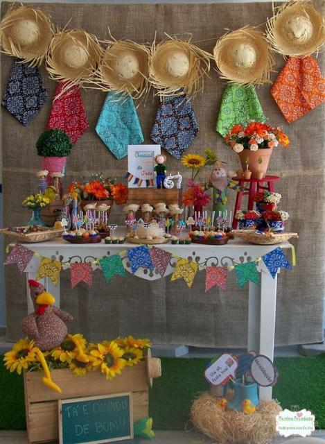 festa junina provençal