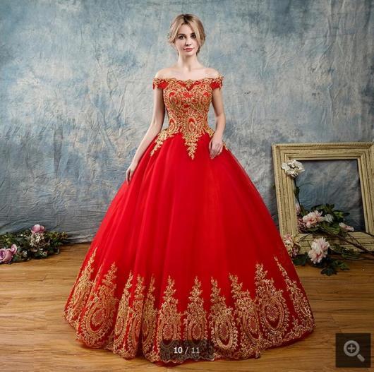 vestido princesa noiva