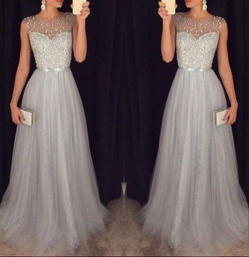 Vestidos para as bodas de prata