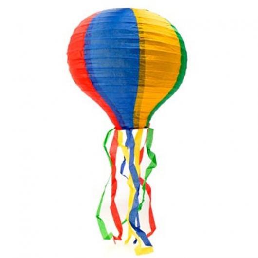 Balões de Festa Junina de papel