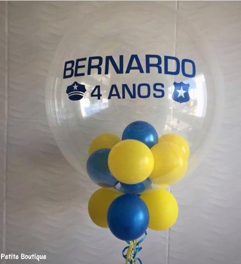 balão patrulha canina