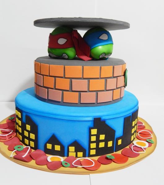 Dica de bolo fake de EVA