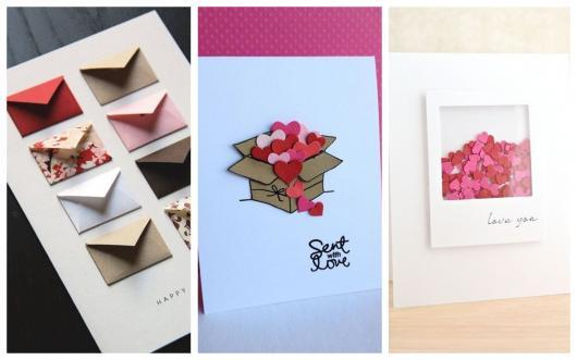 Cartao Dia Dos Namorados 50 Modelos Criativos Para Imprimir Diy