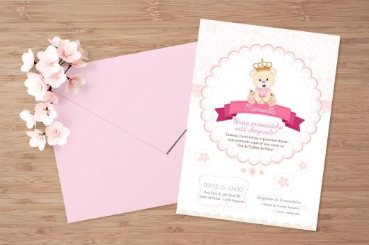 Convite Princesa 65 Ideias Lindíssimas Modelos Para Imprimir Grátis