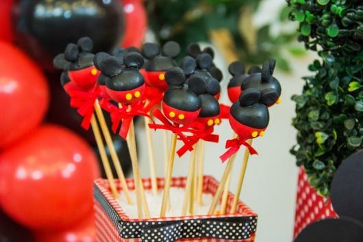 Doces Personalizados popcake Mickey