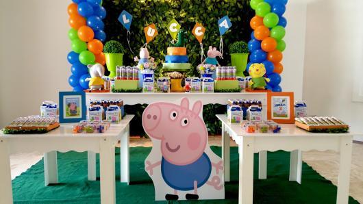festa George Pig provençal