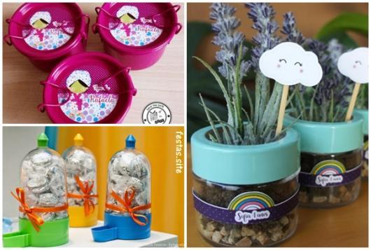 ideias para lembrancinhas de festa infantil