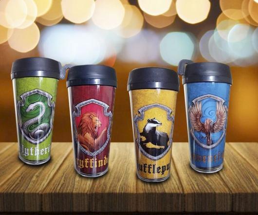 lembrancinha harry potter copo para cafe