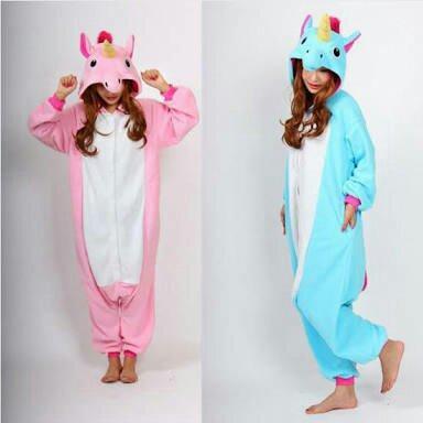 Presentes de Unicórnio pijama rosa