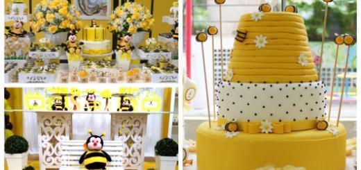 festa da abelhinha dicas