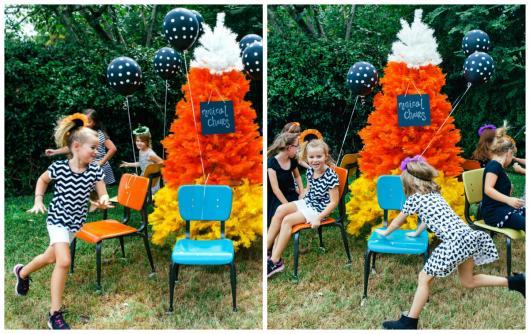 Brincadeiras para festa infantil brincadeira da cadeira