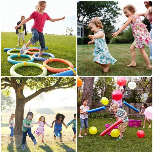 Brincadeiras para festa infantil taco