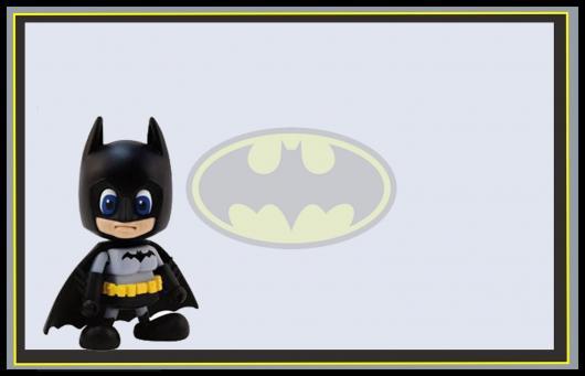 Convite Batman 40 Ideias E Inspirações Adoráveis Para Sua Festa