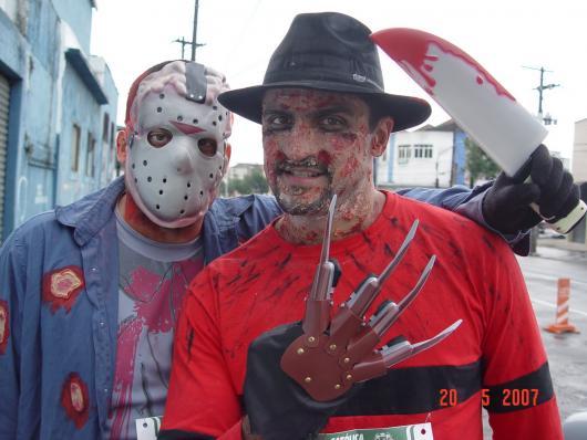 máscara do Jason