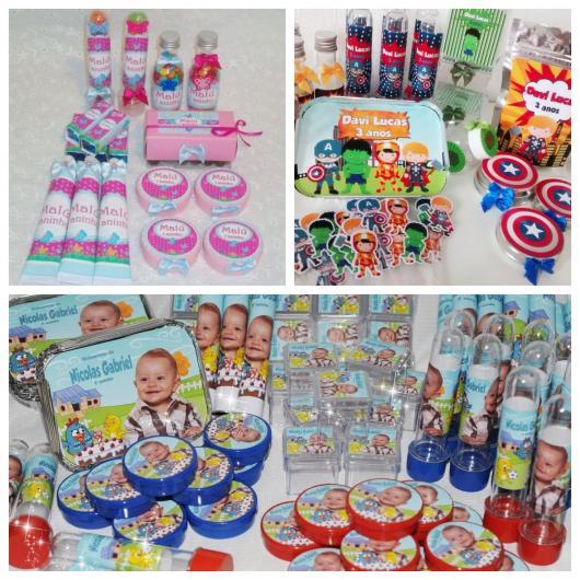 ideias de kit festa