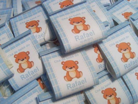 Lembrancinhas baratas para chá de bebê chaveiro de ursinho