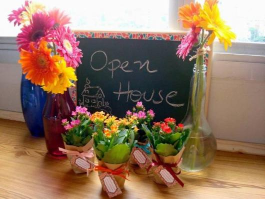 dicas para open house
