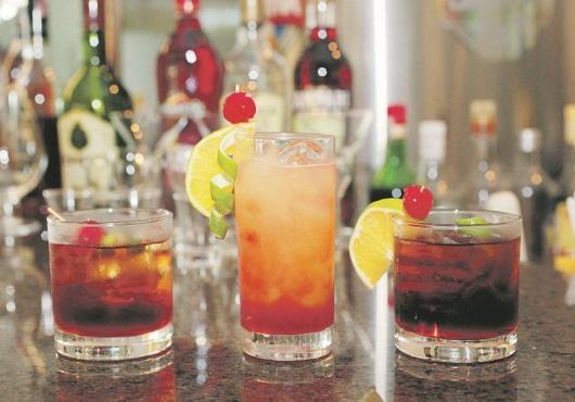 Receitas de Drinks para festa