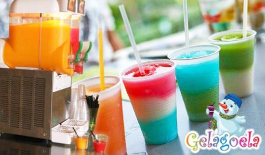 Receitas de Drinks colorido para festa