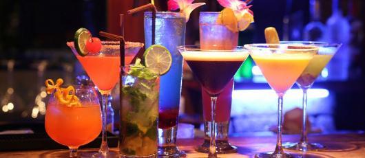 Receitas de Drinks roxo para festa