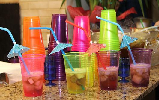 Receitas de Drinks amarelo para festa