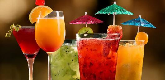 Receitas de Drinks verde para festa