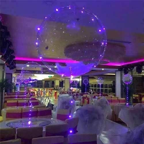 Balão Transparente 60 Ideias Apaixonantes Com Dicas De Decoração