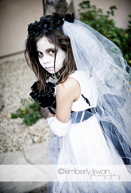 fantasia noiva cadáver branca