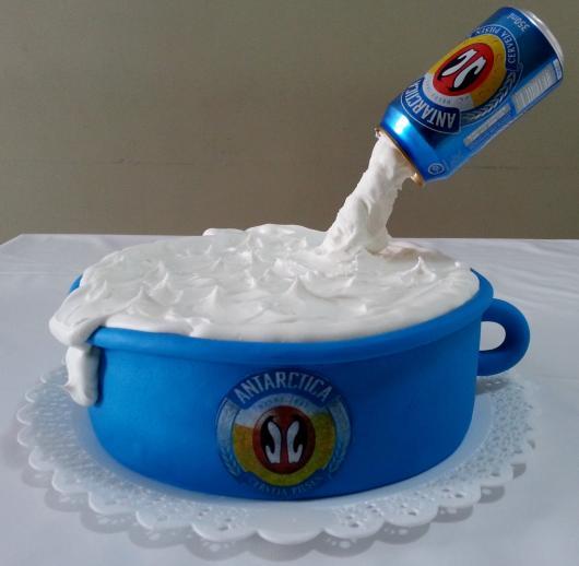 bolo da antarctica de pasta americana
