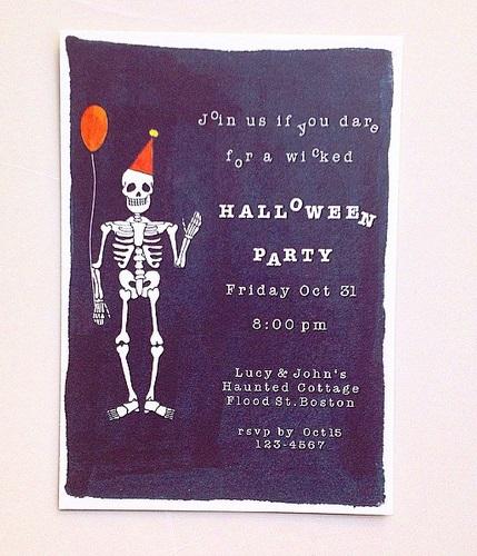 convite para criança
