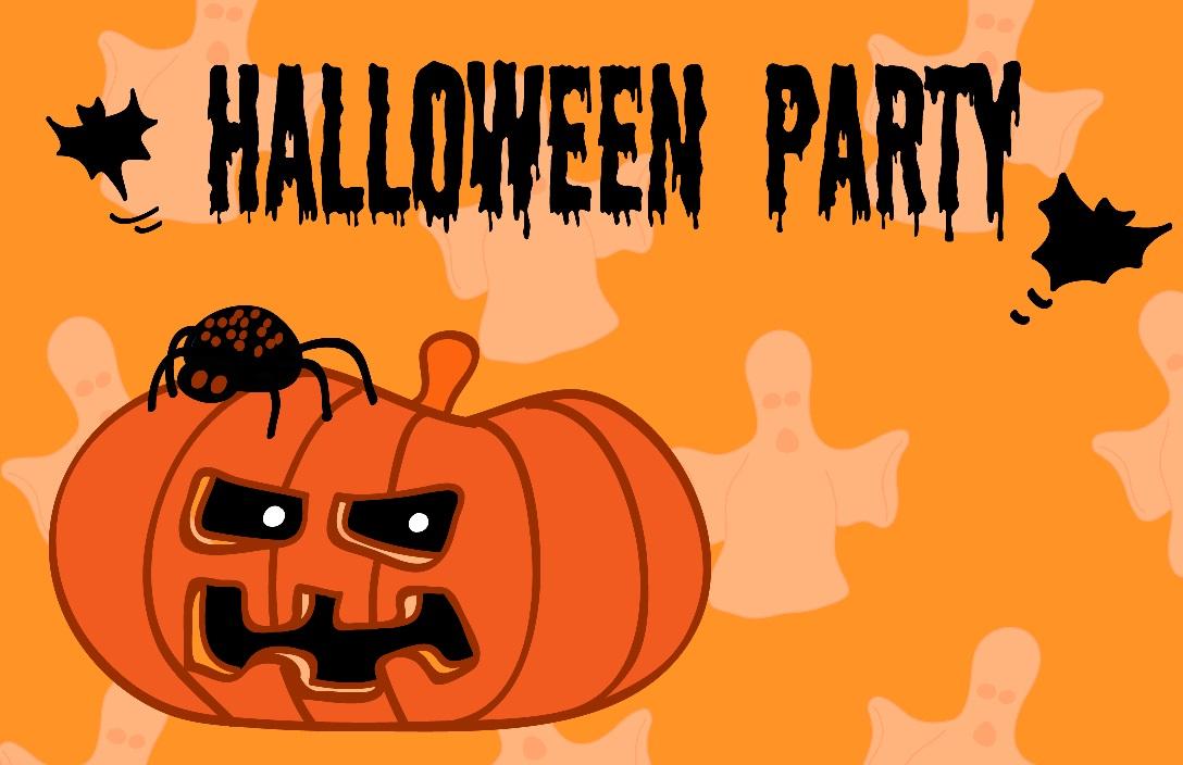 convite grátis festa dia das bruxas