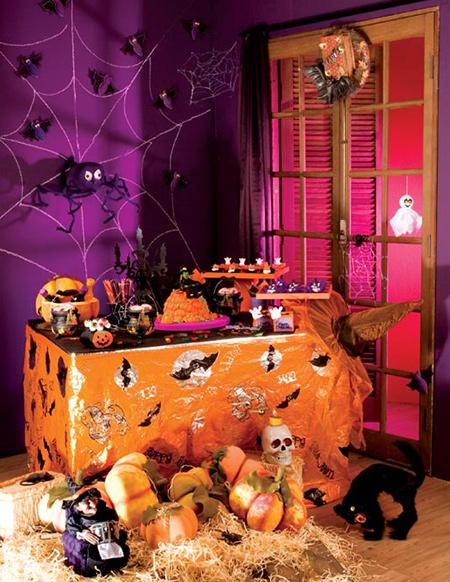 Decoracao De Festa Infantil Tema Halloween.Festa De Halloween Dicas Como Decorar 70 Inspiracoes Incriveis