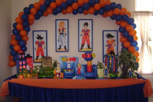Dragon Ball é uma franquia que faz a alegria de rapazes de todas as idades