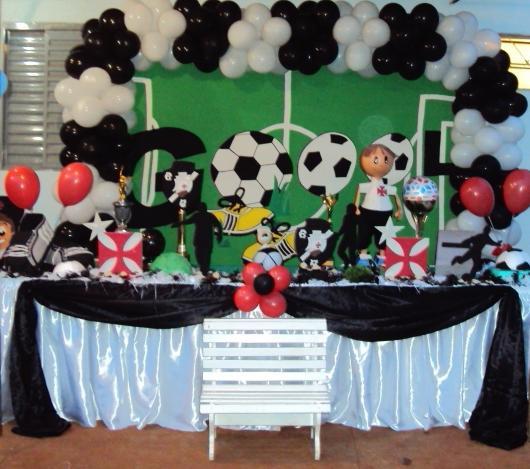 Festa do Vasco  70 ótimas dicas de decoração 8473d69a23c39
