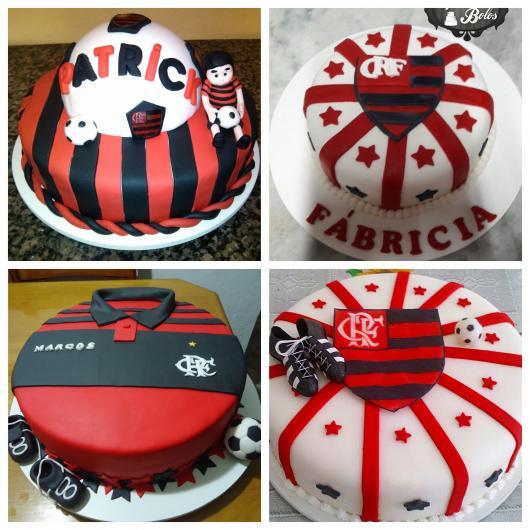 O acabamento e os adornos fazem toda a diferença no aspecto do bolo