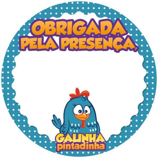 Kit Festa Galinha Pintadinha Modelos Prontos Para Imprimir E Dicas