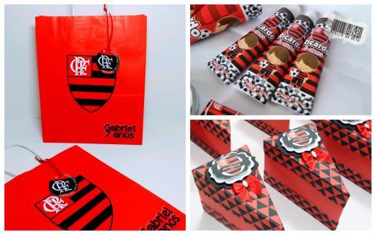 Lembrancinha Do Flamengo 45 Inspirações Criativas Para Aniversários
