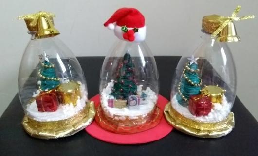 Lembrancinhas De Natal Com Garrafa Pet 40 Ideias Encantadoras