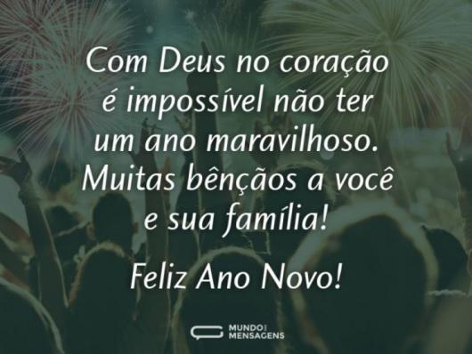 Tag Frases De Feliz Ano Novo Para Amigos Evangelicos