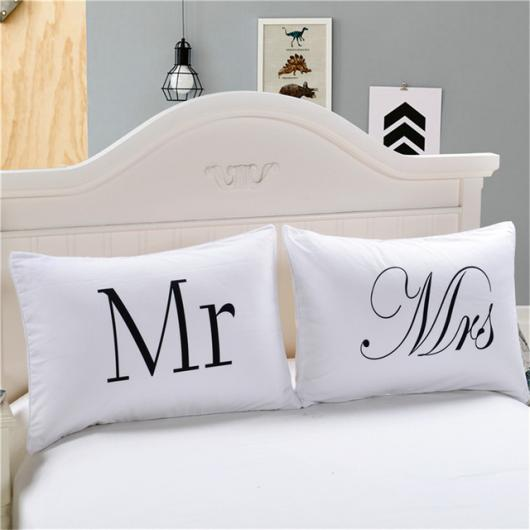 Fronhas especiais para camas de casais