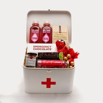 Presente Unissex criativo caixa com doces personalizada