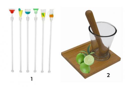 Presente unissex kit para fazer caipirinha