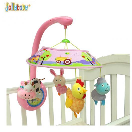 Presente unissex para bebê móbile