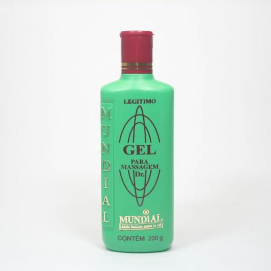 Presente unissex gel para massagem