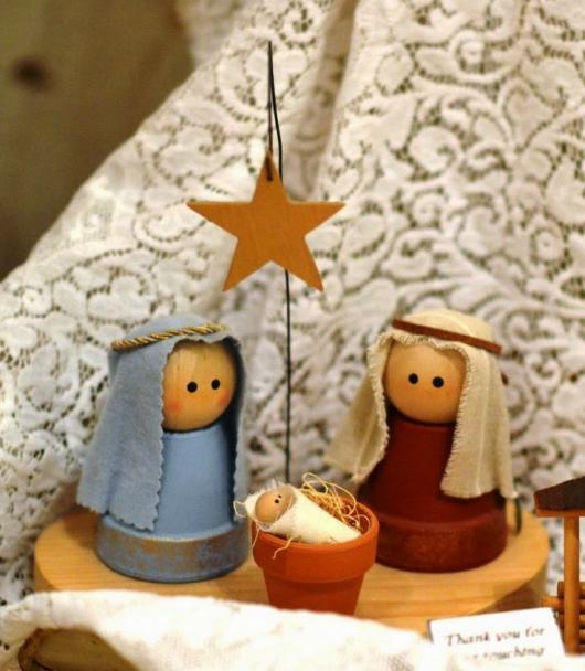 Presente unissex para Natal enfeites