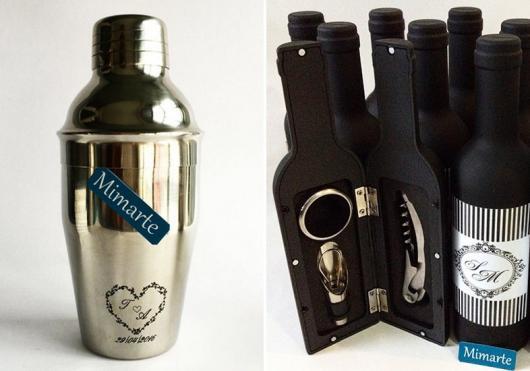 Presente Unissex criativo kit de unha