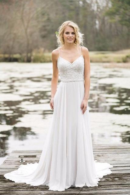 Vestido De Noiva Para Casamento Na Praia Dicas De Como