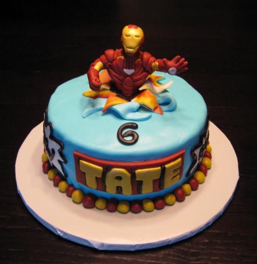 A criatividade faz toda a diferença no design do bolo