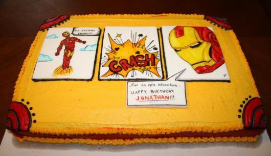 Um bolo super original e que vai encantar os convidados